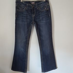 BERock From EXPRESS 8S Size Dark Wash